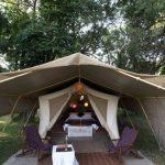 Spekes Camp, Mara