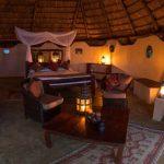 Island Camp superior room
