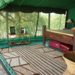 Island Camp Baringo Standard Room